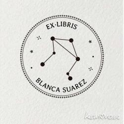 EX-LIBRIS-PERSONAL-ZODIACO-LIBRA