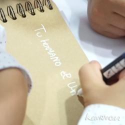 Libro Firmas Comunión